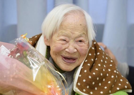 故・大川ミサヲさんに学ぶ、元気で長生きする秘訣