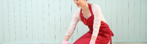 家事をしながら時間を有効活用!1日15分のトレーニング法3選【掃除編】