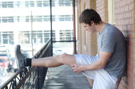 フルマラソ後の膝の痛みから身を守る為の5つのアフターケア