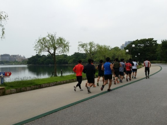 ジョギングで健康増進・ダイエットしたい方は小出監督に習え